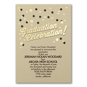 Grad Gleam - Graduation Announcement